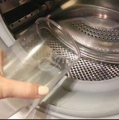 Każda gospodyni domowa dobrze zna najłatwiejszy sposób czyszczenia pralki Kobieceinspiracje.pl