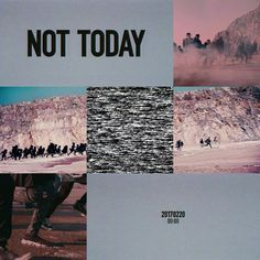 BTS 'Not Today' MV - 20170222 00:00 ❤ #BTS #방탄소년단