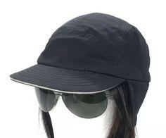 e4ef3f73785f4 REI Elements Primaloft Fleece Insulated Winter Unisex Hat Cap Ear Flaps S M   fashion