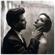 Helmut Newton & Isabella R