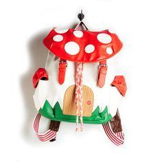 Fungi House Backpack
