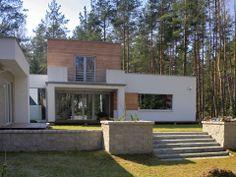 Zdjęcie z realizacji projektu Arkadia. Szczegóły projektu: http://www.domywstylu.pl/projekt-domu-arkadia.php.  #home,  #realizations, #mtmstyl, #projekty domów, #arkadia #domywstylu #projekty #design #houses #architektura