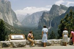 See pictures depicting the favorite moments and rich history of Yosemite from the National Geographic archives. Landscape Photography Tips, Scenic Photography, Color Photography, Landscape Photos, Night Photography, Photography Ideas, Yosemite National Park, National Parks, National Geographic Archives