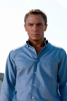 Bond, James Bond — ifalcy:   That look he gives … predator