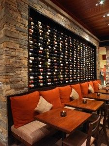 Stonecrest at Piper Glen.shopping center, Regal cinemas, excellent restaurants including Cantina 1511 and Firebirds. Wine Bottle Wall, Wine Rack Wall, Wine Wall, Caves, Wine Display, Bottle Display, Display Wall, Interior Design Process, Wine