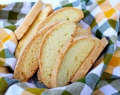 Lemon Biscotti and Limoncello for Becky's Online Bake Sale | Liv Life