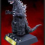 Godzilla (2014) - Godzilla Free Papercraft Download