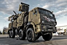 Military-technical forum ARMY-2016 - Static displays part 3: Air defence, trucks and wheeled armored vehicles