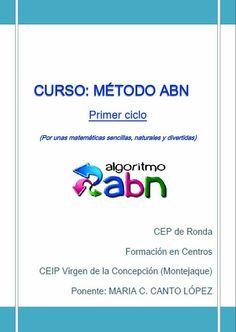 Documento ABN para el Primer Ciclo de Primaria.