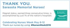 Celebrating Nurses Week!
