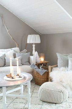 My attic bedroom