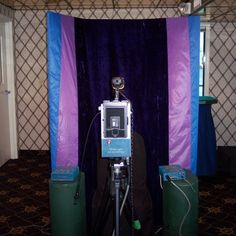 Aura Photo Camera setup daily for convince in PSYCHIC REALITY.