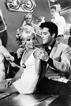A look back at Elvis Presley's 24 celebrity romances (both rumored and real): Nancy Sinatra and Elvis