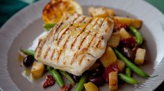 Sunshine Hake. This healthy dish is perfect for the whole family - try cooking it on the BBQ when the weather is nice!