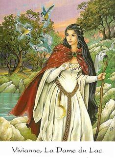 La Fée Viviane -(c) Zéphyr d'Elph