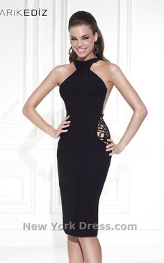 Tarik Ediz 90432 Dress - NewYorkDress.com