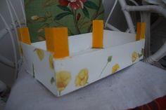 Cómo reciclar una caja de fruta | Hacer bricolaje es facilisimo.com
