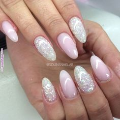 Short Stiletto Nails Nails Pink Trendy Pink Nails Trends Nail Art Nail Trends Gl … – Diy Nagel – Famous Last Words Rounded Acrylic Nails, Acrylic Nail Art, Blue Nails, Glitter Nails, Pink Glitter, Glitter Art, Pink Sparkles, Nail Art Designs, Nails Design