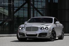 Bentley Continental GT Bullet Grey
