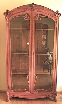 Art Nouveau | ... 46 cm) dans le plus pur style de l'art nouveau belge ou français
