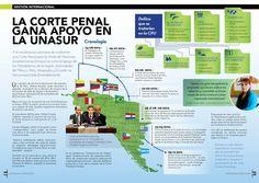 Gestión Internacional  La Corte Penal gana apoyo en la Unasur