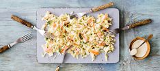 Coleslaw eli amerikkalainen kaalisalaatti | Lisäkkeet | Reseptit – K-Ruoka