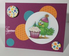 OneCraftyMama Birthday Verses, It's Your Birthday, Birthday Cards, Verses For Cards, Drawing Journal, Little Birdie, Bird Drawings, Journal Pages, Greeting Cards Handmade