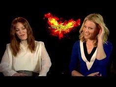 The Hunger Games Mockingjay Part 2 Exclusive Interviews - Jennifer Lawrence, Josh Hutcherson - YouTube