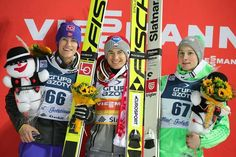 Kamil Stoch, Tande, Domen Prevc. Ski Jumping, Ultimate Collection, Jumpers, World Cup, Skiing, Competition, Norway, Sports, How To Wear