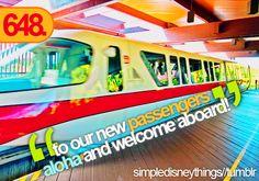 Polynesian + monorails. Favorite <3