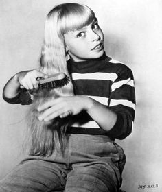 Sue Lyon, The Bad Seed, Good Hair Day, Films, Movies, Dinosaurs, Blonde Hair, Cool Hairstyles, Horror