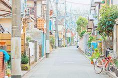 Imagem de japan and street