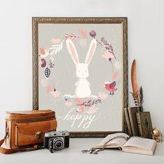 Happy Bunny~ spring! Sans Souci Printables