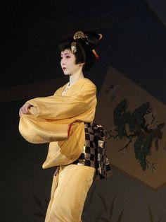 Geisha Tsuneyuu