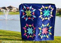 31 Inspiring Quilters ~ Taryn of From Pixels to Patchwork | Sew Mama Sew |
