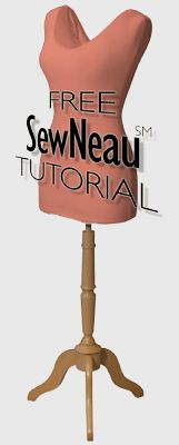 French Seam Tutorial, courtesy of SewNeau.com http://www.sewneau.com/how.to/french.seam.html