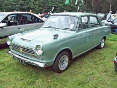 111 Ford Cortina Mk.1 118E (1964) | Flickr - Photo Sharing! Classic Car Show, Classic Cars, Vintage Cars, Antique Cars, Mk 1, Ford, Commercial Vehicle, Cool Cars, Automobile