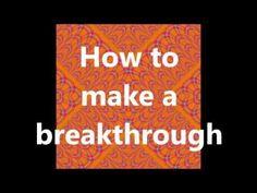 Abraham Hicks ~z~ How to make a breakthrough