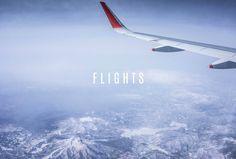 Booking Flights – a two year break