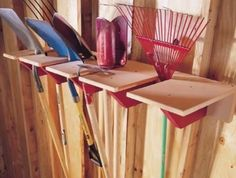Projects and garage organization hacks. Youll have the most orderly garage on the block with these quick tricks.