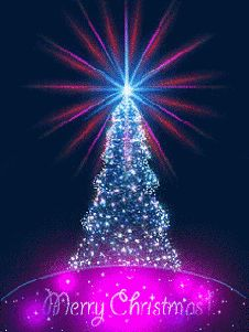Merry Christmas gif, images, wishes, and quotes to help you share the magic of the holiday season Animated Christmas Tree, Xmas Gif, Merry Christmas Pictures, Xmas Photos, Merry Christmas Images, Vintage Christmas Images, Christmas Scenes, Merry Christmas And Happy New Year, Christmas Wishes