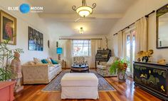 Position, Privacy and Panoramas are just some of words that come to mind when describing this beautifully presented character home. Character Home, Rental Property, Property Management, Gallery Wall, Real Estate, Home Decor, Decoration Home, Room Decor, Real Estates