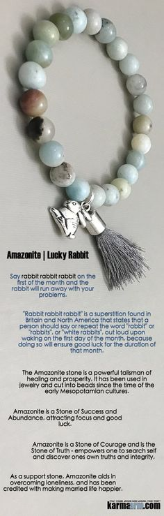 #BEADED #Yoga #Charm #BRACELETS ♛ Say rabbit rabbit rabbit on the first of the month and the #rabbit will run away with your problems.. #BoHo #Lucky #Chakra #gifts #Stretch #Womens #jewelry #Eckhart #Tolle #Crystals #Energy #gifts #Handmade #Healing #Kundalini #Law #Attraction #LOA #Love #Mala #Meditation #prayer #Reiki #mindfulness #wisdom #Fashion #birthday #Spiritual #Tony #Robbins #Stacks