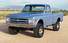 1968 Chevy 4X4