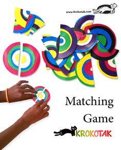 DIY Matching Game