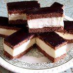 A Kinder szelet receptje Torte Cake, Cake Cookies, Nutella, Tiramisu, Cheesecake, Goodies, Sweets, Cooking, Ethnic Recipes