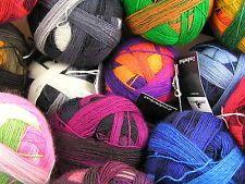 Zauberball von Schoppel Sockenwolle mit Farbverlauf