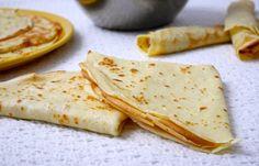 Tutte le indicazioni per preparare delle ottime crepes sia dolci che salate.