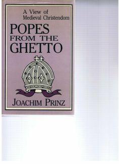 Popes From the Ghetto: A View of Medievel Christendom by Joachim Prinz,http://www.amazon.com/dp/0880290285/ref=cm_sw_r_pi_dp_41Jisb0E8V3Z0477