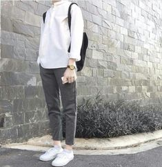 winter korean fashion that looks stunning 61381 koreanfashionph winterkoreanfashion is part of Clothes korean style - Korean Fashion Men, Korea Fashion, Mens Fashion, Fashion Hair, Style Fashion, Stylish Mens Outfits, Casual Outfits, Herren Outfit, Korean Outfits